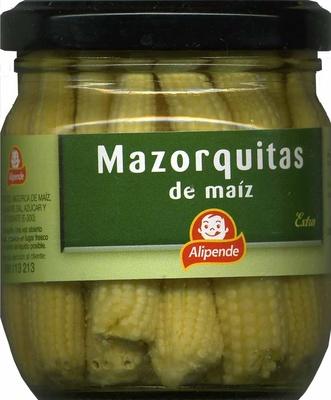 Mazorquitas de maiz Extra - Producto - es