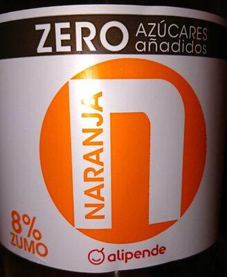 Naranja zero azúcares añadidos - Product - es