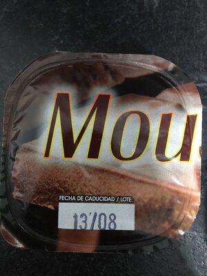 Mousse chocolate - Informació nutricional - es