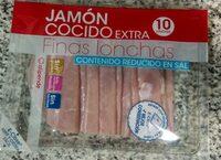 Jamón Cocido - Product - en