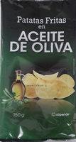 Patatas Fritas en Aceite de Oliva - Produit