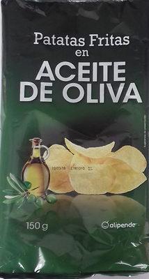 Patatas fritas en aceite de oliva - Producto - es