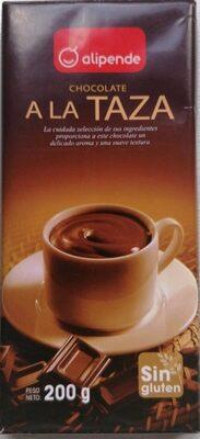 Chocolate a la taza - Product