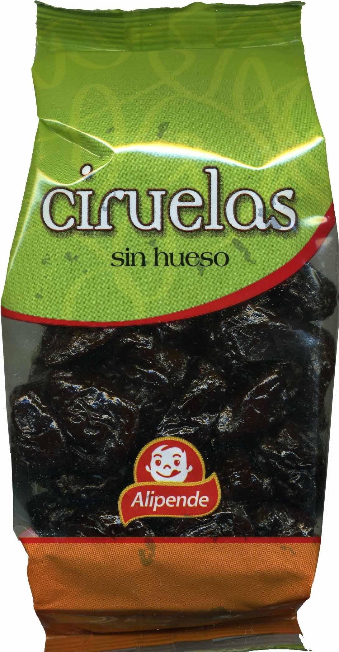 "Ciruelas pasas sin hueso ""Alipende"" - Product"