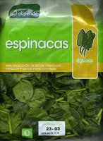 Espinaca - Product
