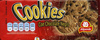 Cookies con chocolate negro - Produkt
