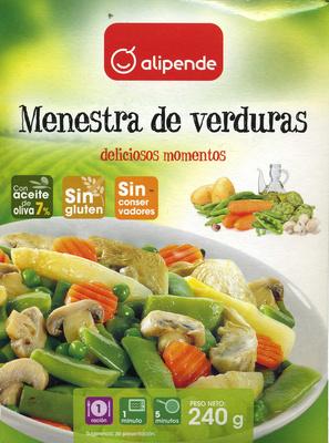 Menestra de verduras - Producte - es