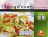 Champiñones con ajos tiernos - Producte