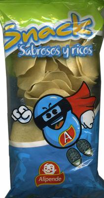 """Aperitivo de patatas """"Alipende"""" - Producto"""