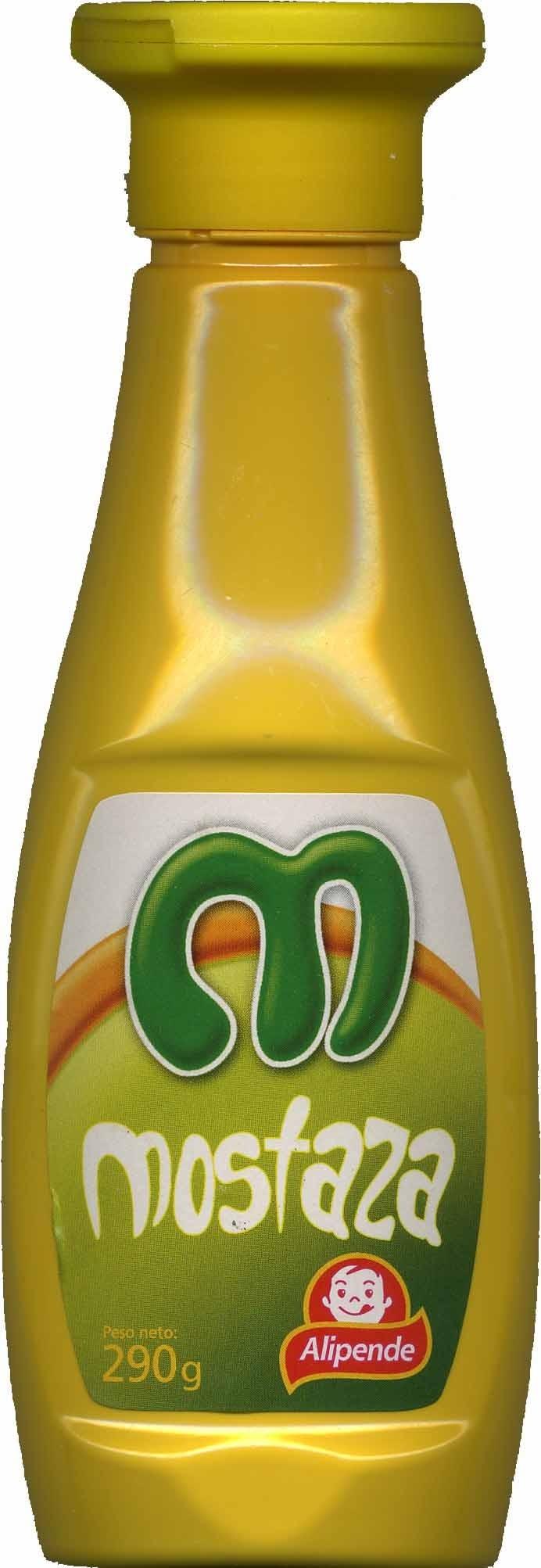 """Salsa de mostaza """"Alipende"""" - DESCATALOGADO - Producte"""