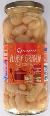 Alubia Granja - Producte
