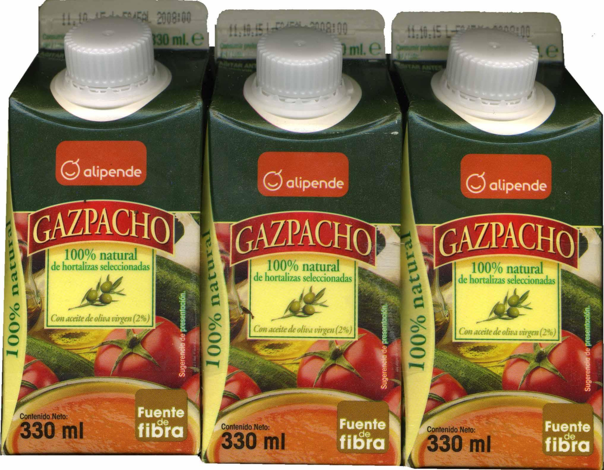 Gazpacho - Producto