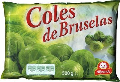 Coles Bruselas congeladas - Produit