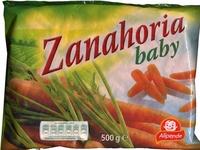"""Zanahorias baby congeladas """"Alipende"""" - Producto - es"""