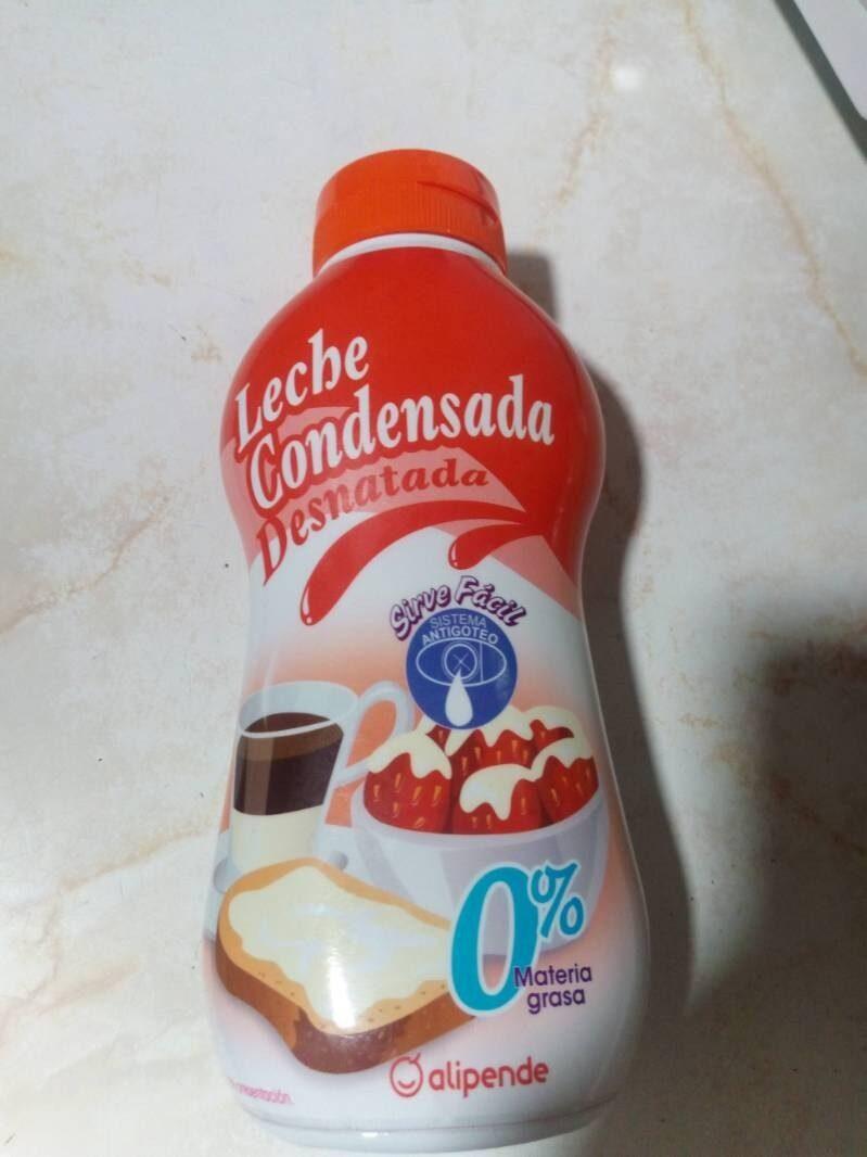 Leche condensada - Product