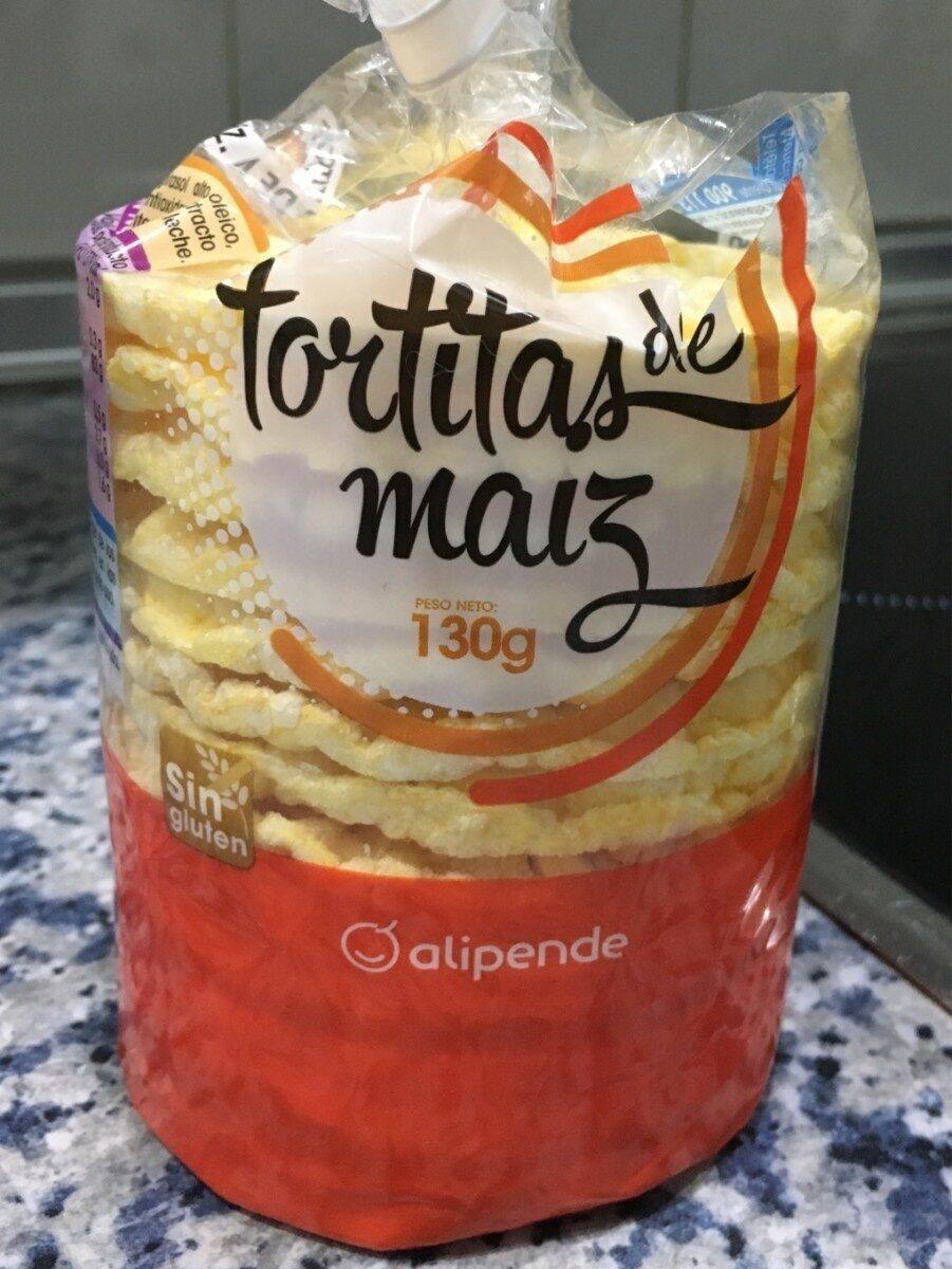Tortitas de maiz - Produit - es