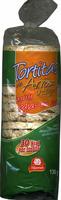 Tortitas de arroz integral bajas en sal - Producte