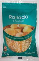 Queso rallado 5 quesos - Product