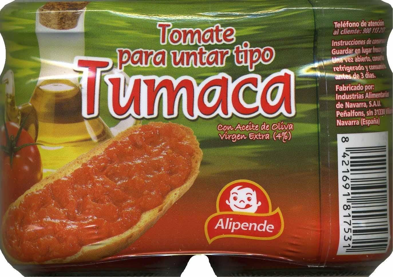 Tumaca - Producto
