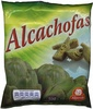 "Alcachofas troceadas congeladas ""Alipende"" - Produit"