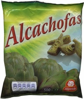 Alcachofas congeladas - Producto