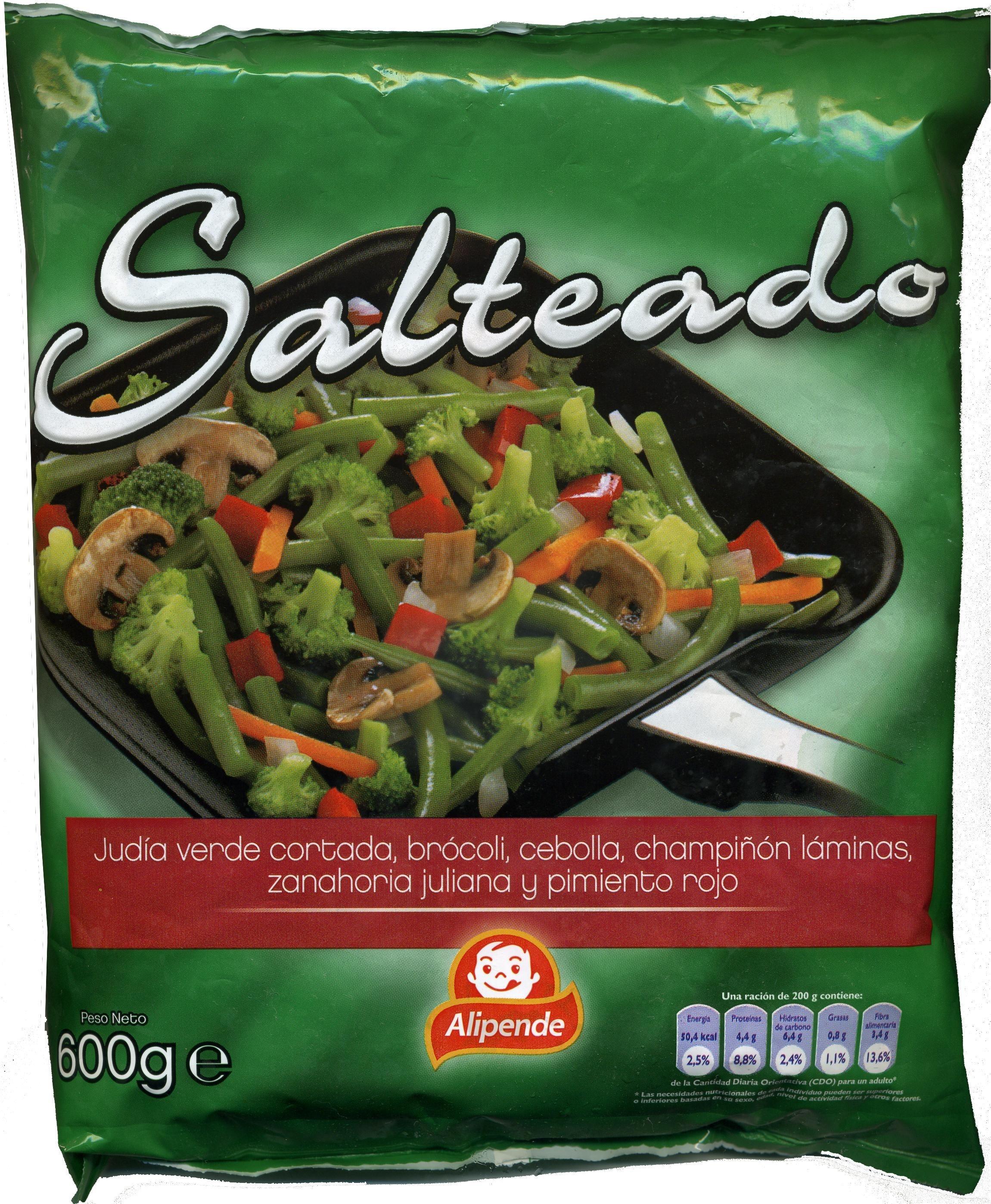 """Salteado de verduras congelado """"Alipende"""" - Product - es"""