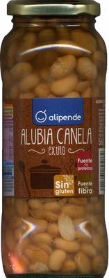 Alubias canela cocidas - Producte