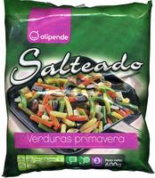 Salteado (verduras primavera) - Product