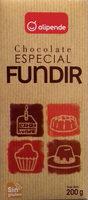 Chocolate Especial Fundir - Producte