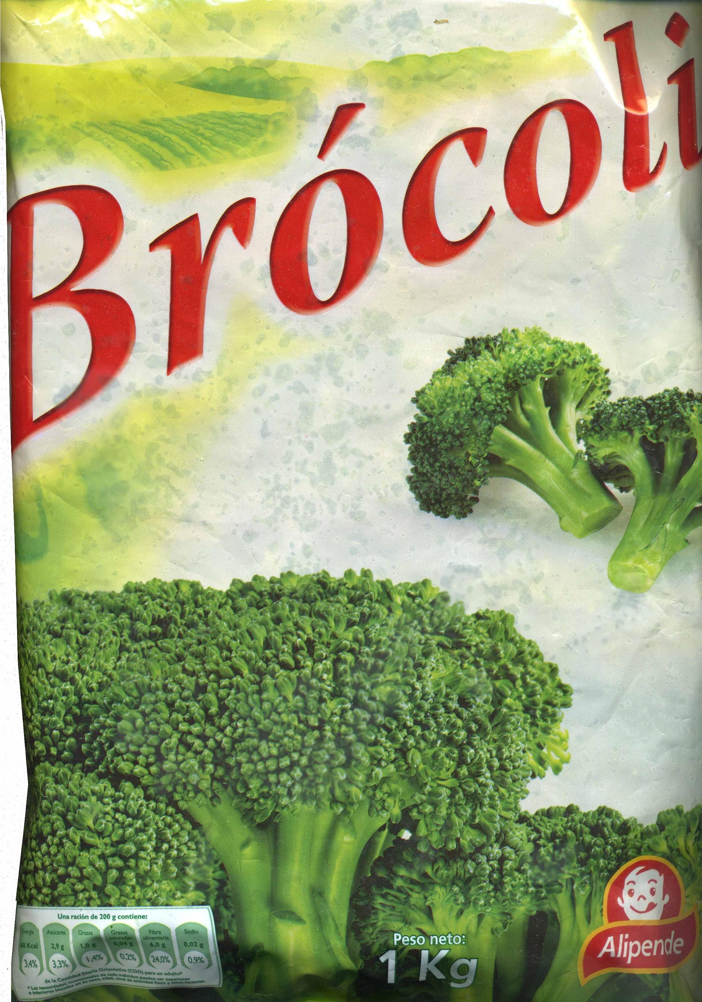 Brócoli Alipende - Producto
