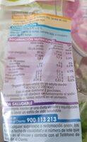 Mezcla de brotes tiernos - Informació nutricional - es