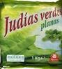 """Judías verdes planas troceadas congeladas """"Alipende"""" - Producto"""