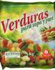 Verduras para sopa y pure - Producto