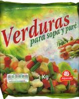Verduras para sopa y pure - Producto - es