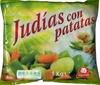 Judías con patatas - Producto