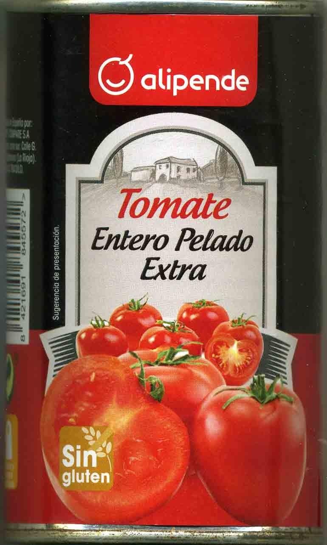 Tomate Entero Pelado Extra - Producto - es