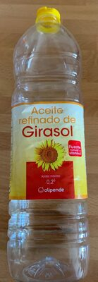 Aceite girasol - Product
