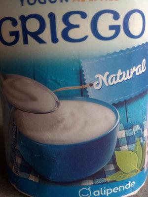 Yogurt al estio griego - Producto
