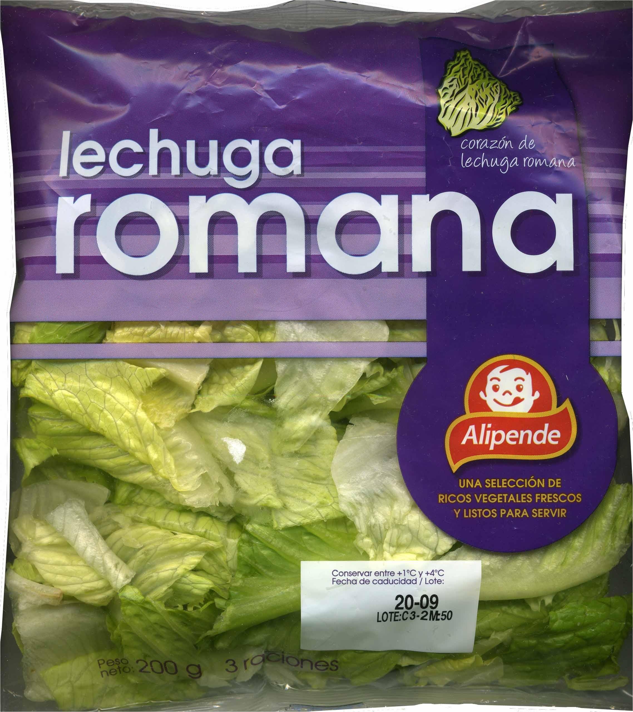 Lechuga romana - Producto - es