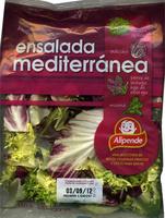 Ensalada mediterránea - Producto - es