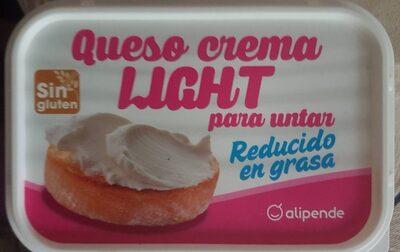 Queso crema (Light) para untar - Produit