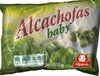 Alcachofas baby - Producte