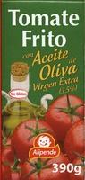 """Tomate frito """"Alipende"""" con aceite de oliva - Product - es"""