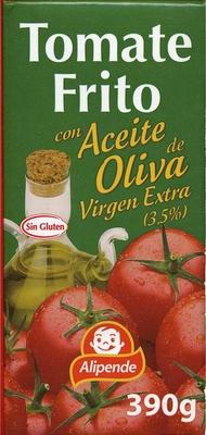 """Tomate frito """"Alipende"""" con aceite de oliva - Producto"""