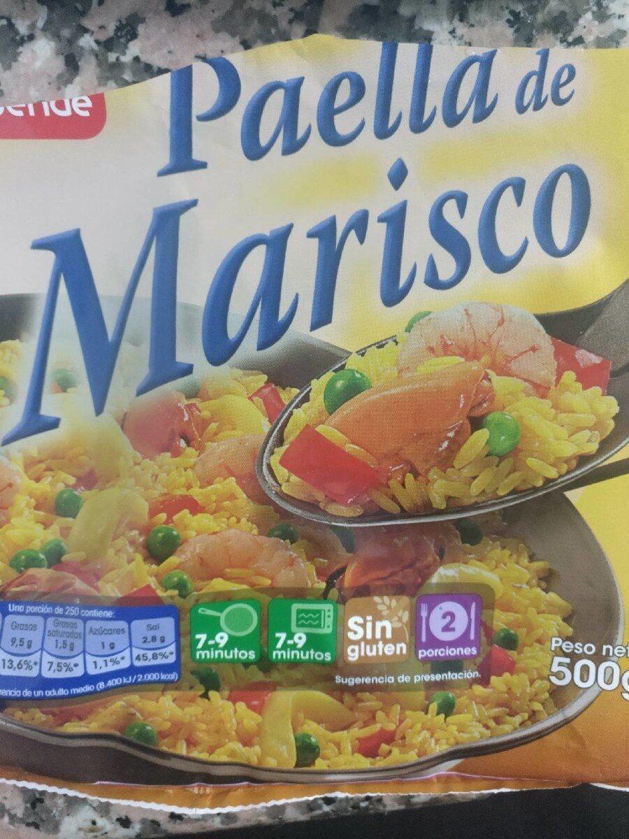 Paella marisco - Producte - es