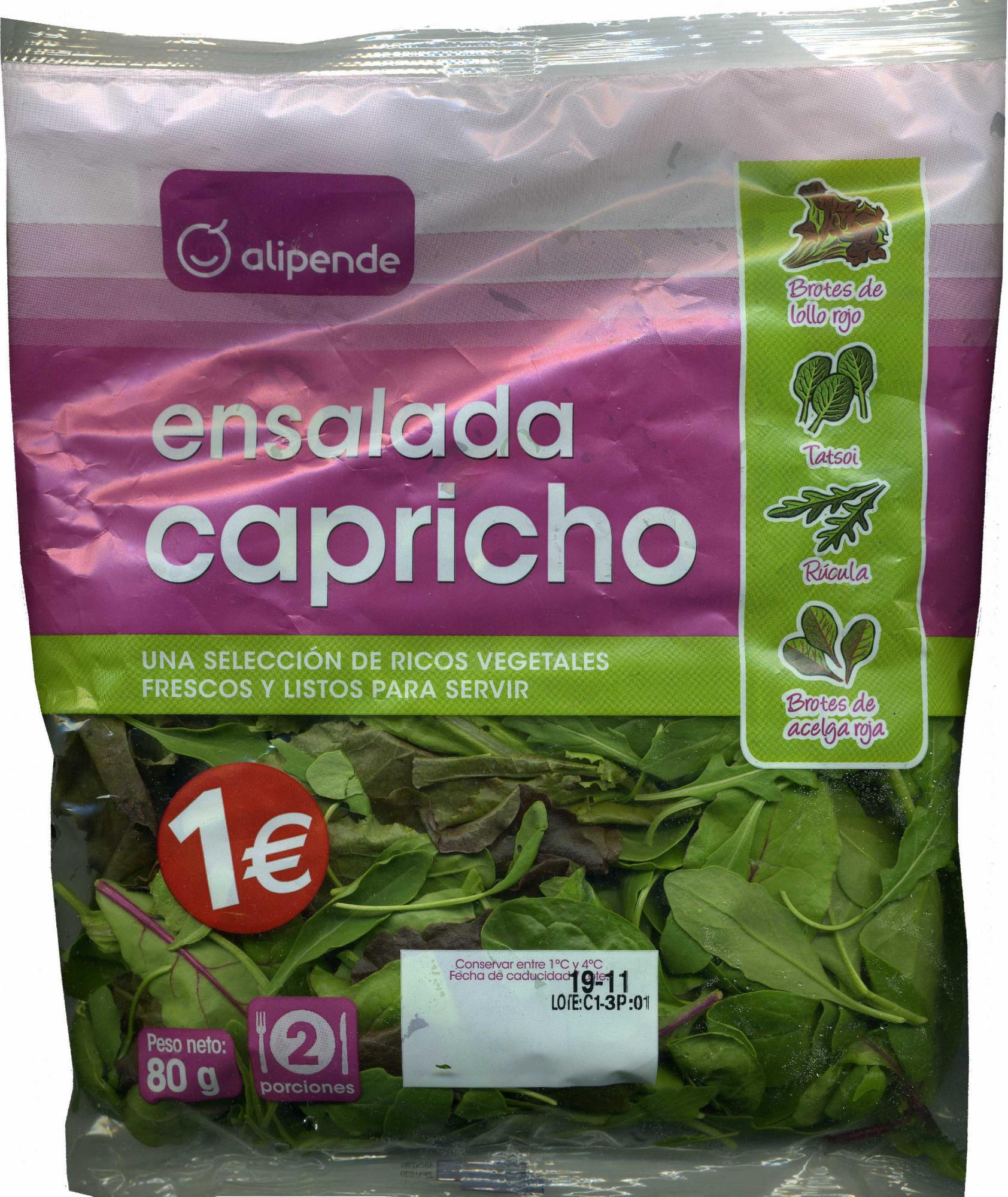 Ensalada capricho - Product - es