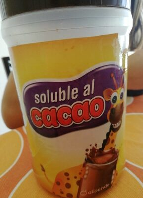 Soluble al cacao