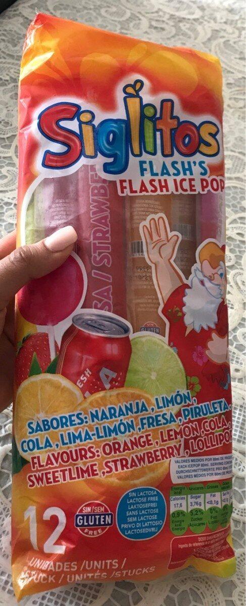 Siglitos Flash's - Producto - es