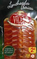 Loncheados Ibericos Villar - Producto - es