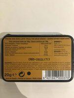 Sawes Regaliz Art Collection Caja Metalica 20 GR 6 Modelos Diferentes (Sin Azucar Añadido) - Ingredientes
